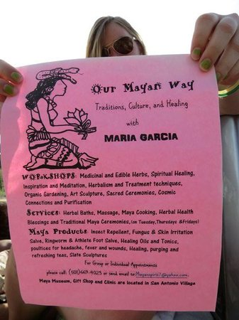 Tanah Mayan Art Museum : flier