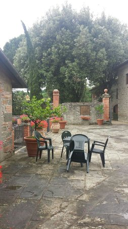 Norcenni Girasole Club : Piazzetta