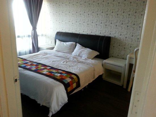 Jetty Suites: Bedroom