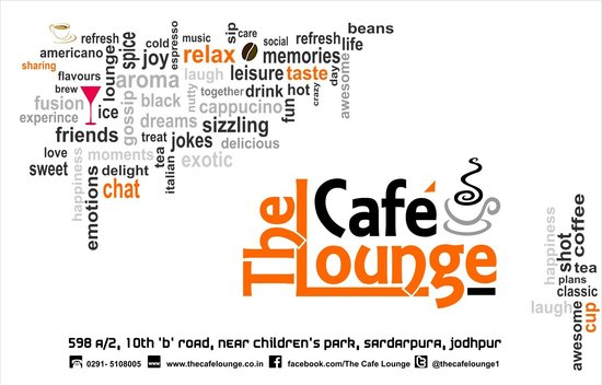 The Cafe Lounge: for the best coffee experience and beyond