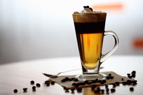 The Cafe Lounge: Cafe Irish