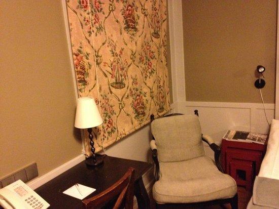 Stallmastaregarden Hotel : Room