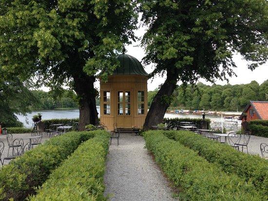 Stallmastaregarden Hotel : Garden