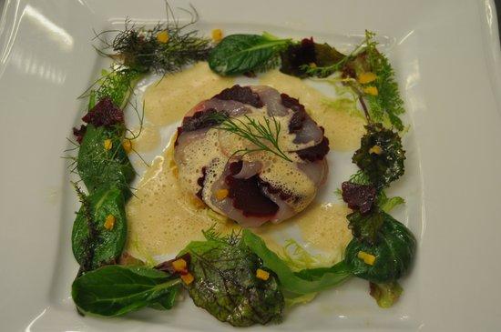 Restaurant Schaumburger Ritter: Jakobsmuschel