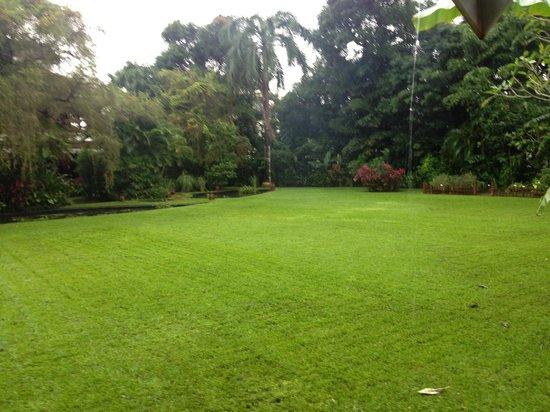 Belmond Governor's Residence: Gorgeous gardens