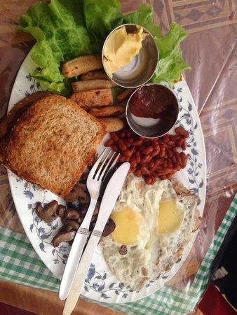 Bon Appetit: My breakfast