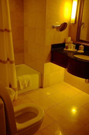 Amman Marriott Hotel : Bathroom