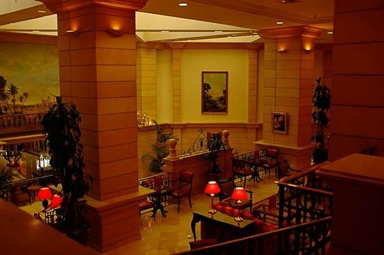 Amman Marriott Hotel : Main lobby