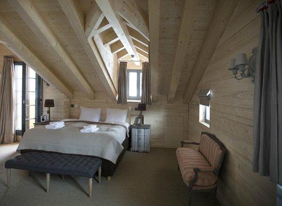 Hamilton Lodge Zweisimmen: Doppelzimmer Deluxe