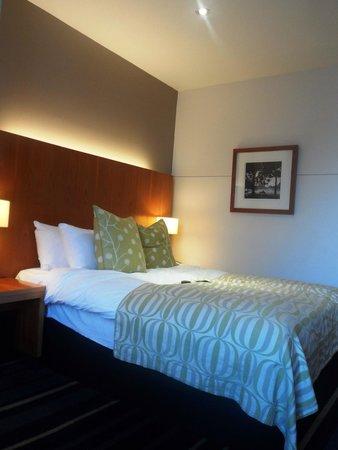 Apex City of Edinburgh Hotel: Room