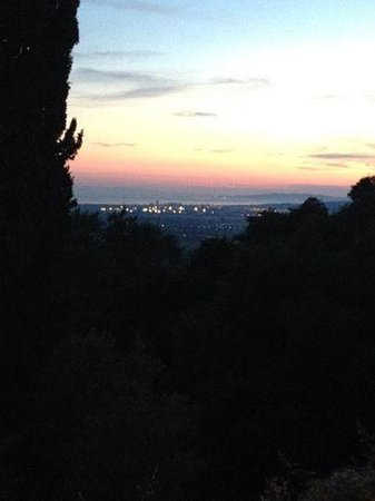 Albergo Ristorante Bellavista : Vista Panoramica