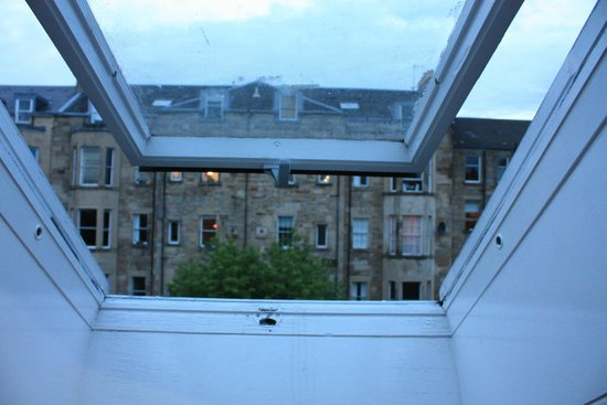 Victorian House : Вид из окна