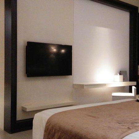 Mode Sathorn Hotel: Work area