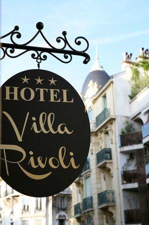 Hotel Villa Rivoli: Hotel