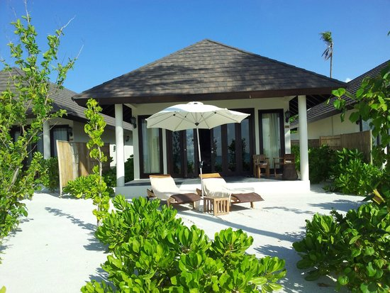 Atmosphere Kanifushi Maldives: Sunset Beach Villa 168