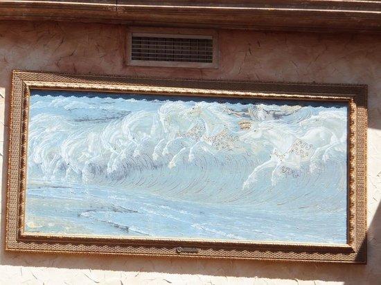 Lorenzo & Kakalamba : Wall paintings