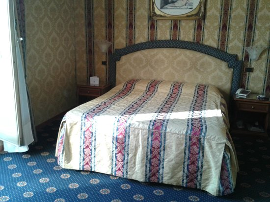 Hotel Raffaello: Lovely bedroom