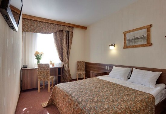 Alyosha Popovich Dvor Hotel: Mansard dbl