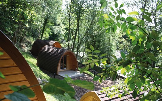 Mountain Edge Shropshire Lodges & Camping Pods