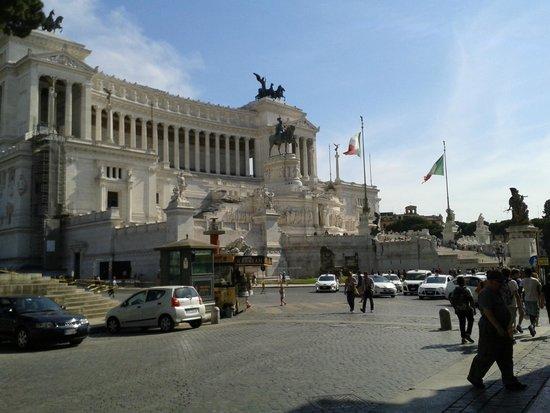 Hotel Raffaello: Vittoriano
