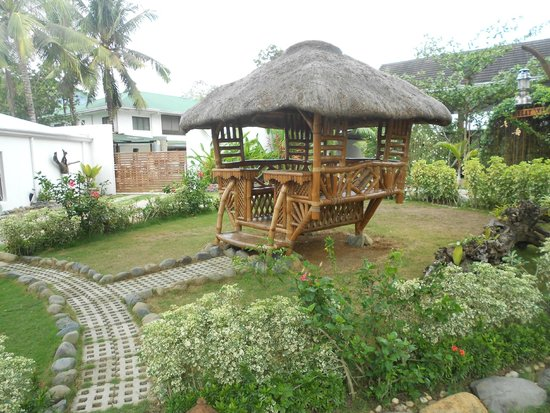 This Garden Hut is quite adorable Picture of Balay Tuko Garden