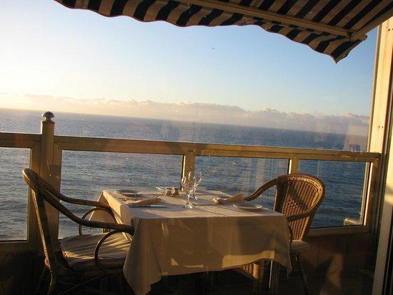Maritim Hotel Tenerife: Ausblick aus dem Speisesaal
