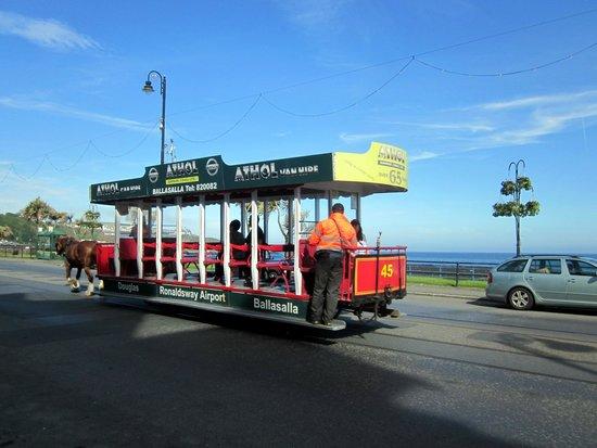 Douglas Bay Horse Tramway: Horse Tramway