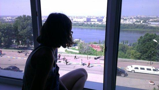 AZIMUT Hotel Nizhny Novgorod: АЗИМУТ Отель Нижний Новгород