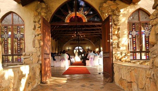 Bundu Lodge: Chapel