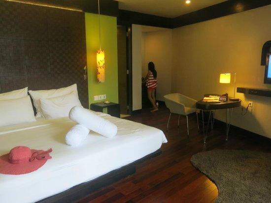 Pullman Bali Legian Nirwana: Room