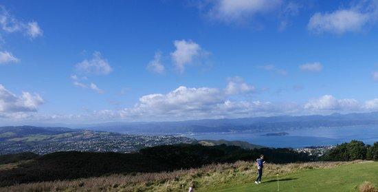 Mount Kaukau: ローワーハット方面