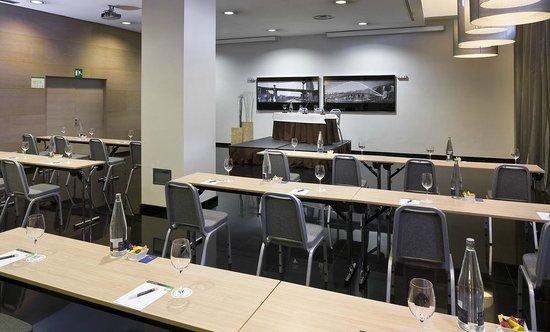 NH Collection Ria de Bilbao : Meeting Room