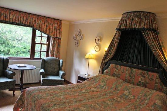 Abbeyglen Castle Hotel : Zimmeransicht