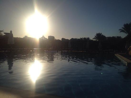 Sharm Grand Plaza: view from the pool