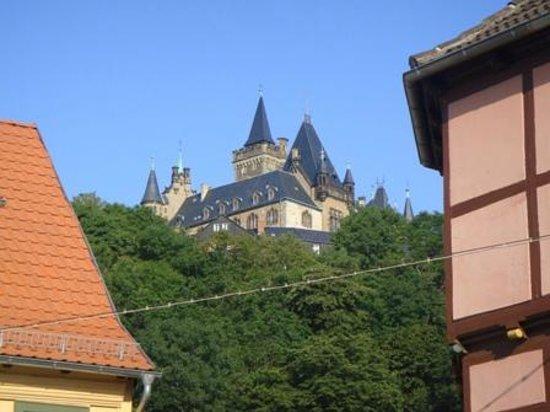 Hotel Schlossblick: Schloßblick