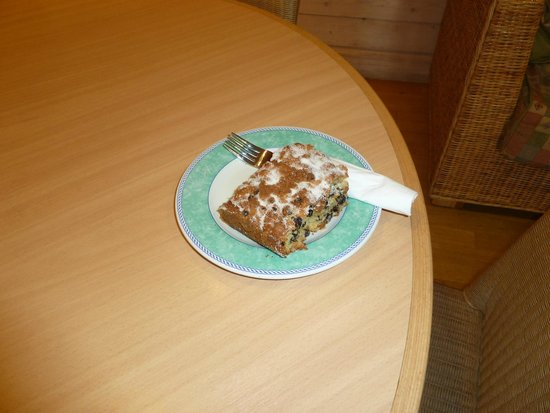 Shrine of Our Lady of Walsingham: Norton Rooms - delicious Norfolk shortcake