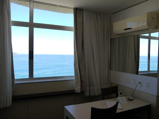 Sol Ipanema Hotel: Номер с видом на океан