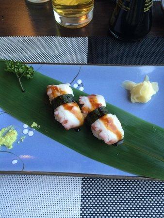Fuji Sushi: Antipasto di polipo