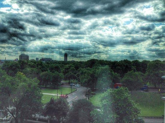 COMO Metropolitan London: room view