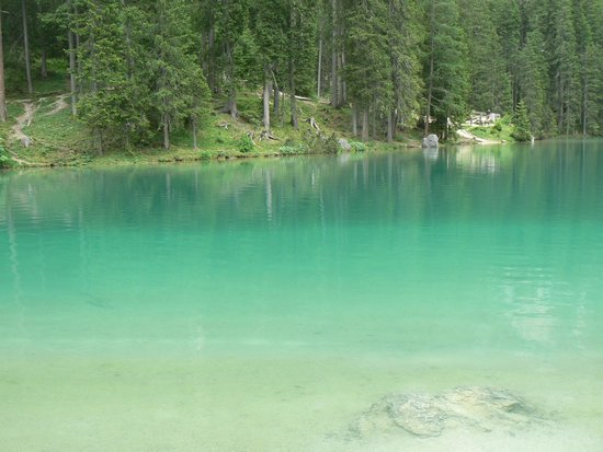 Lake Prags: Lago di Braies / Pragser See
