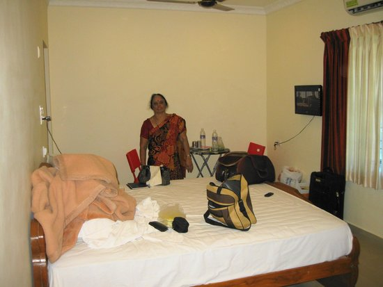 Hotel Supreme Rameswaram Deluxe A C Room
