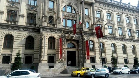 Boscolo Prague, Autograph Collection: Facciata esterna hotel