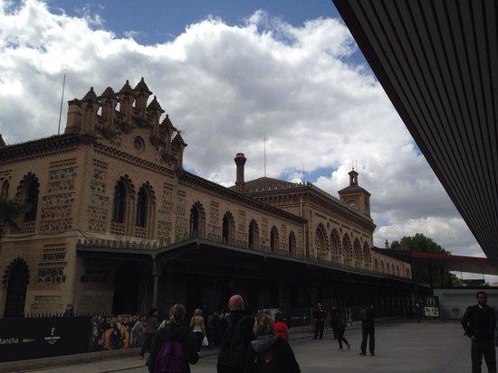 Estación del Ferrocarril: Gare de Tolède