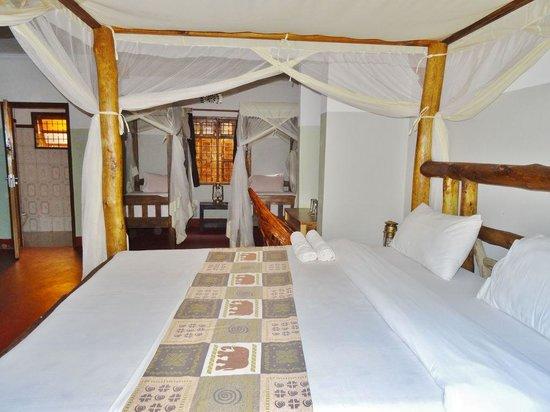 Ambureni Coffee Lodge: Chambre