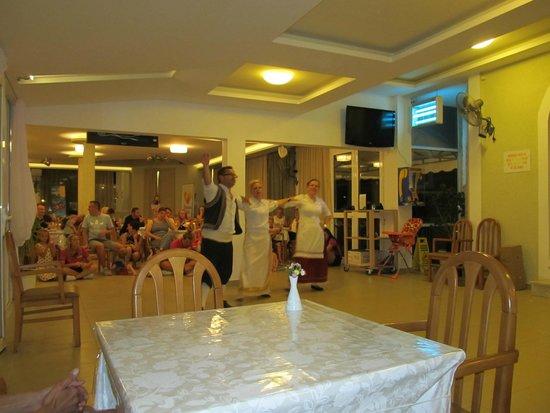 Marelen Hotel: территория отеля