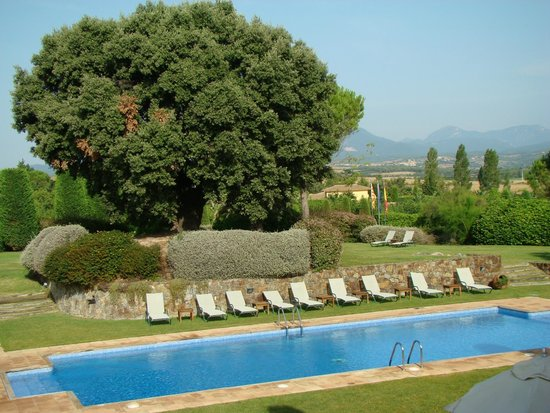Torremirona Golf & Spa Resort: Vista a Piscina