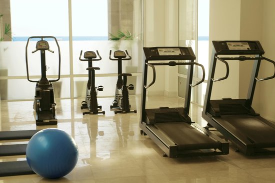 NH Gran Hotel Provincial: Fitness center