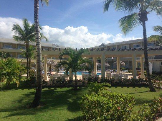 Grand Bahia Principe El Portillo: Small Pool (near 10, 11 and 12 villas)