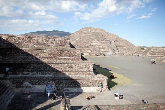 Teotihuacan : пирамиды