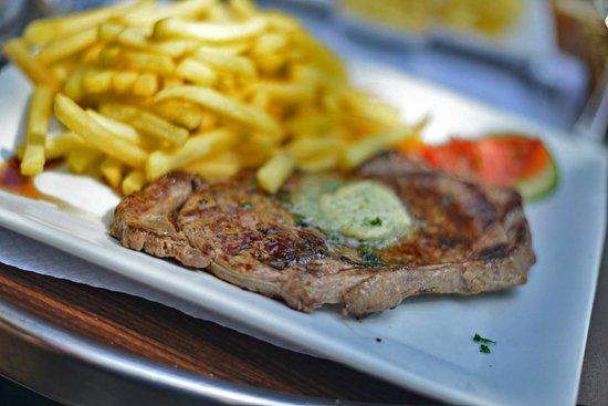Le Wilson: A steak